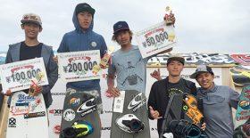 5月26日(金)〜28日(日)開催のウェイクシリーズ第1戦・琵琶湖大会 エントリー完了者