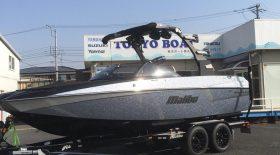 ウェイクシリーズ第2戦 Lake Yamanaka Championship 曳航艇決定!!【タスカーマリン様ご協賛】