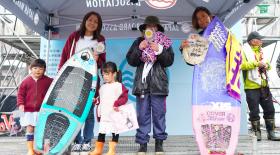 サーフィンWomen 決勝結果