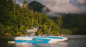 第1戦 山中湖大会 曳航艇 MALIBU 23MXZ に決定!【プロ&アマツアー・東日本地区大会】